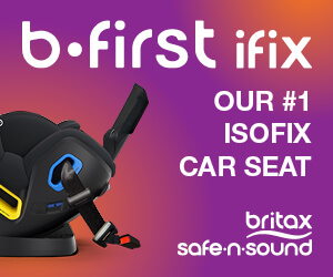 Britax Safe-n-Sound Advertisement