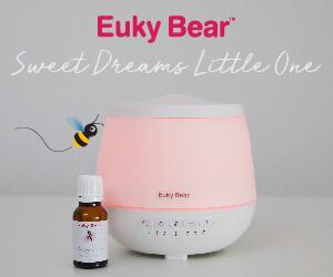 Euky Bear Advertisement
