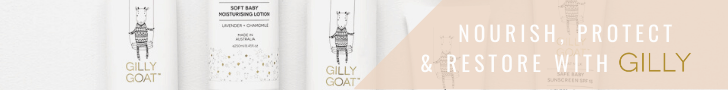 Gilly Goat Advertisement