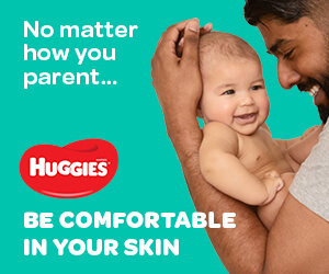 Huggies Advertisement