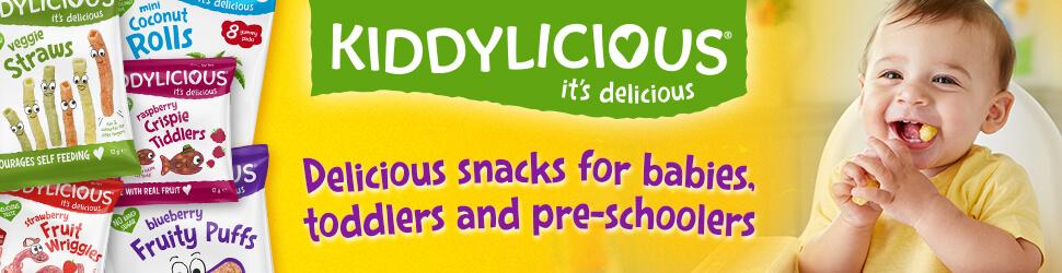 Kiddylicious Advertisement