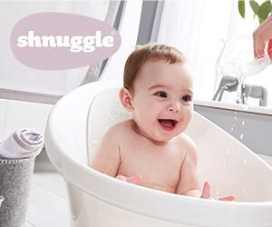 Shnuggle Advertisement