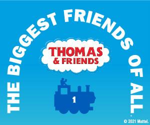 Thomas & Friends Advertisement