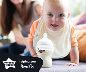 Tommee Tippee Advertisement