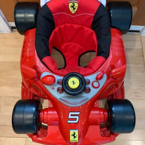 Combi Ferrari F1 Baby Walker Reviews Tell Me Baby
