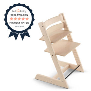 TMB 2021 Awards Highest Rated High Chair - Stokke Tripp Trapp Chair