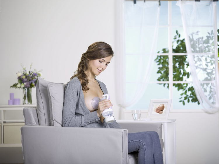 Chicco Natural Breast Pump