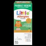 Little Allergies® Cetirizine Antihistamine Orange Pineapple 100ml