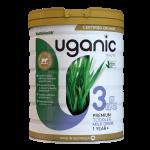 Uganic Premium Toddler Milk Drink Stage 3 800g tin pack