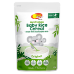 SunRice Baby Rice Cereal Original 125g pouch