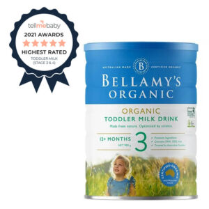 Bellamy's Organic Step 3 Toddler Milk Drink
